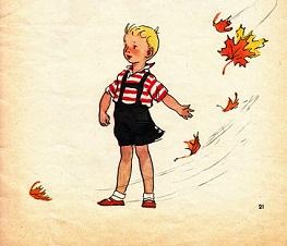 Ветер, листьями шурша, провожает лето