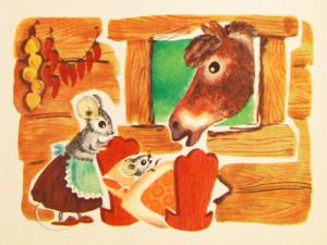 Сказка о глупом мышонке 4