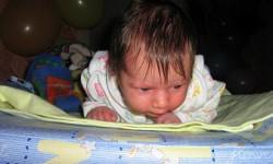1 месяц ребенку. Развитие малыша