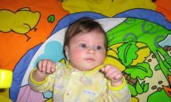 3 месяца ребенку. Развитие малыша