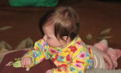 4 месяца ребенку. Развитие малыша.