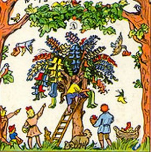 Чудо дерево