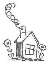 Дом с трубой