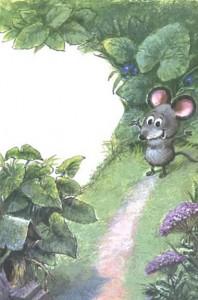 Сказка об умном мышонке 12