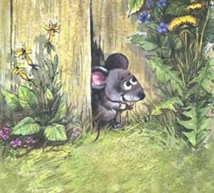 Сказка об умном мышонке 3