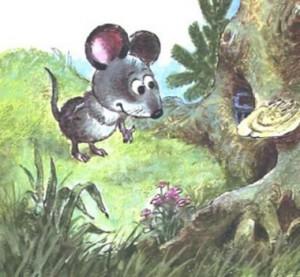 Сказка об умном мышонке 4