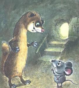 Сказка об умном мышонке 5