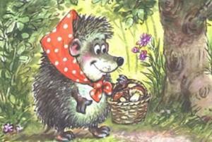 Сказка об умном мышонке 7