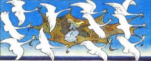 Дикие лебеди 2