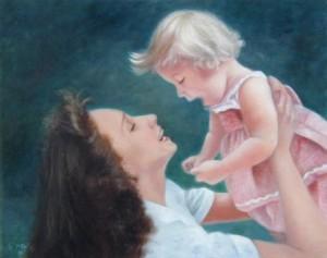 пословицы про маму