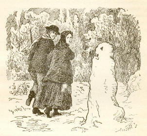 Андерсон снеговик