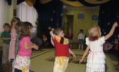 активные игры в детском саду