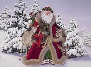 Стихи про Деда Мороза