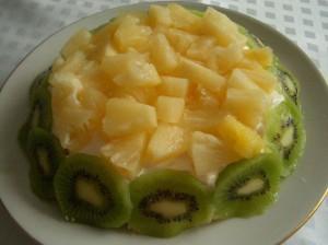 Утренний пирог от Алисы  СОЛНЫШКО