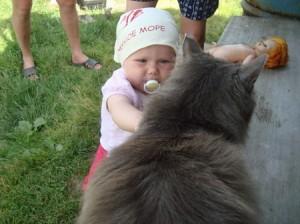 Елизавета, 2 года. 1