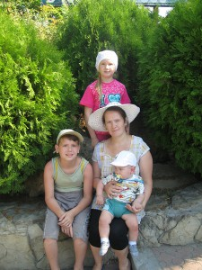 Семья Кустовых
