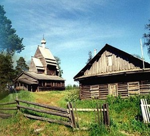Стихи о Родине. Деревня