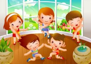 физкультминутки в начальной школе