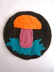 аппликации в детском саду из ткани