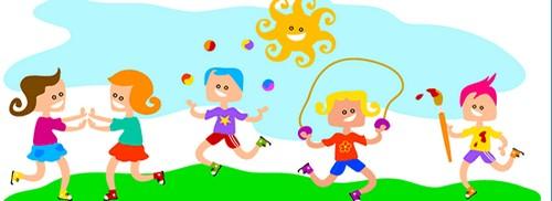 подвижные игры для детей от 4 лет