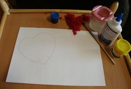 Как рисовать подарки для бабушки
