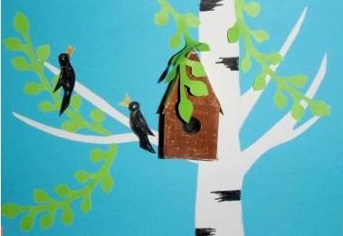 Картинки птицы весной для детей детского сада