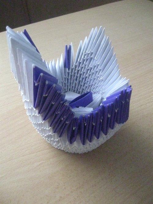 Поделка оригами
