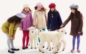 одежда для детей весна