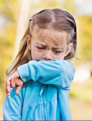 сильный кашель у детей как помочь