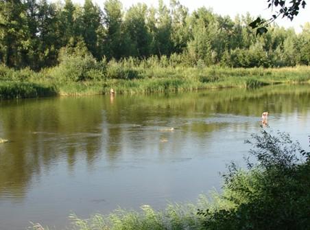 Река Илек