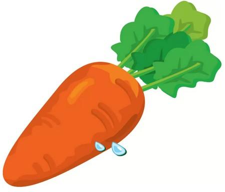 агадки про овощи. Морковка