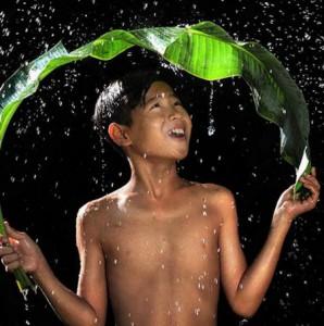 загадки про воду. Дождь