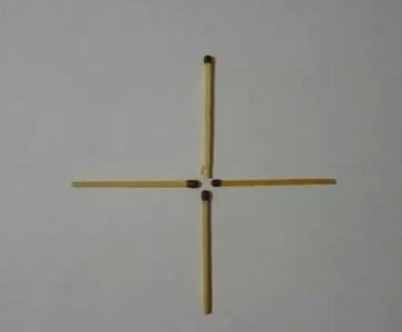 Как сделать из 10 спичек 5 крестиков видео