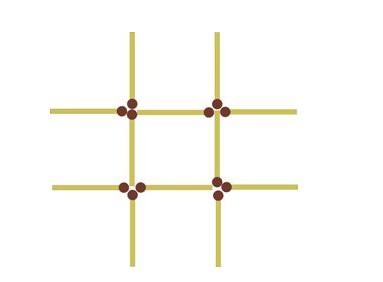 загадки со спичками решетка