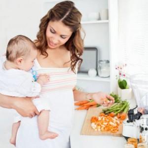 меню кормящей мамы