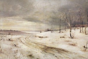стихи о зиме. Зимня дорога