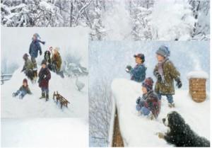 агадки про погоду для детей