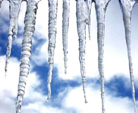 загадки о зиме. сосульки
