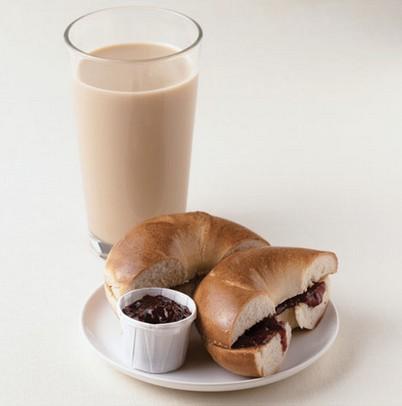 нет шоколада - нет завтрака