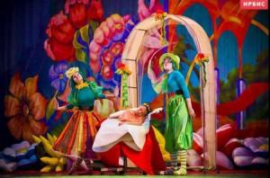 Развитие речи у детей в театральной студии