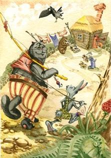 Кот - озорник 2