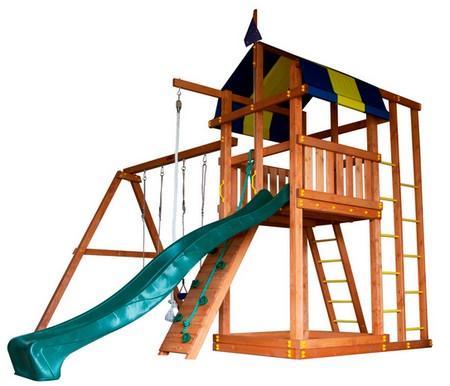 детские спортивные площадки для дачи
