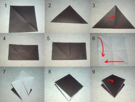 Как сделать из бумаги машинку Жук