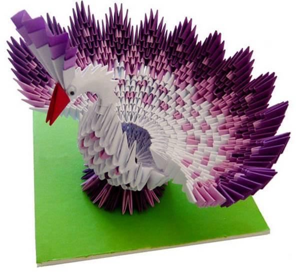 Что сделать из бумаги? Оригами