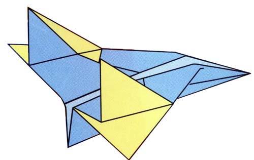 Что сделать из бумаги? Самолетик и кораблик
