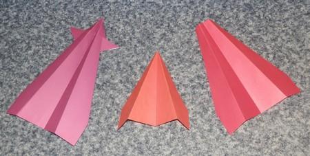 Как сделать из бумаги самолеты