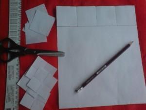 Как из бумаги делается цветок. фото2