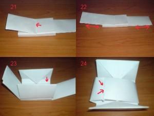 телефон из бумаги