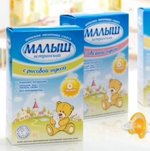 какую молочную смесь выбрать