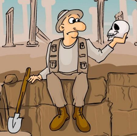 профессии, связанные с путешествиями. Археолог